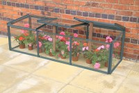 Cold frame 2ftx6ft Old Cottage Green