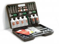 Professional soil testing kit