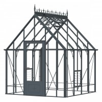 Robinsons Ratcliffe Anthracite 8ft x 8ft