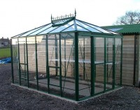 Riviera 8ft6 x10ft8 Green