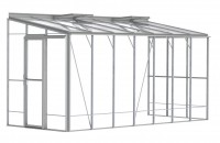 Lean-To 6ft5 x 14ft9 Mill
