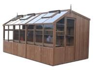 Rook potting shed 8x16