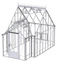 Robinsons Rookley White 14ft8 x 8ft8