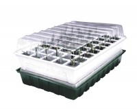 3 x Self watering propagators