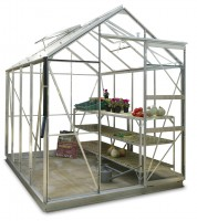 Simplicity Shugborough 6x8 Greenhouse Starter Package