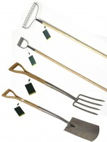 Stainless Limited Edition Gardening Tools Set of 4