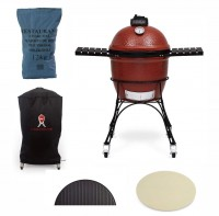 "KJ23RH Classic Joe Grill, 18"", Red Starter package"