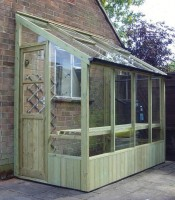 The Finch Lean-to 4ft6 x 6ft4