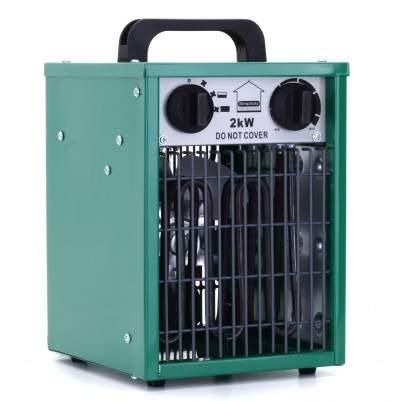 2kW Greenhouse fan heater