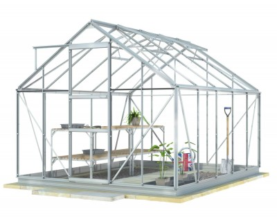 Simplicity Clearance LE 8x10 Greenhouse Starter Package