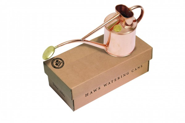 Haws 1 litre copper watering can - Haws copper watering can ...