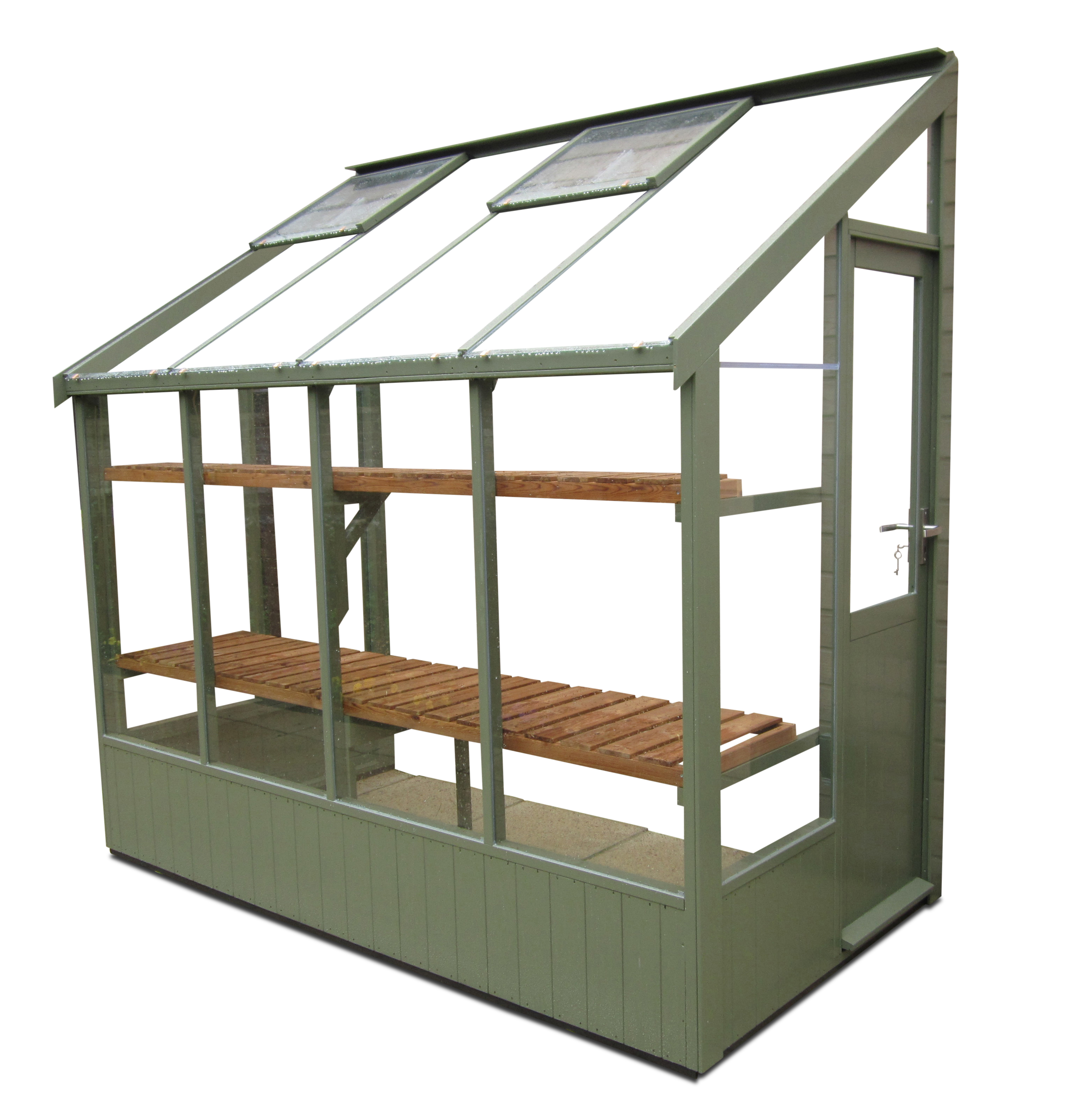 Classic Wooden Greenhouses